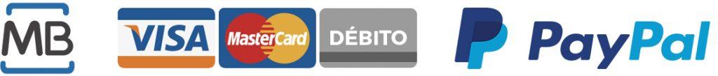 Pagamento Seguro Multibanco Visa Master pAYPAL Correio Hibrido Portugal